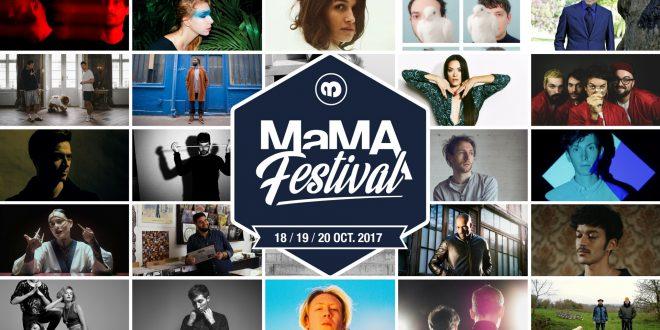 MaMa Festival & Convention 2017 image artistes