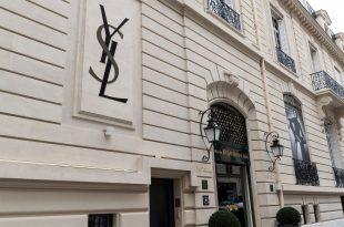 Musée Yves Saint Laurent Paris exposition
