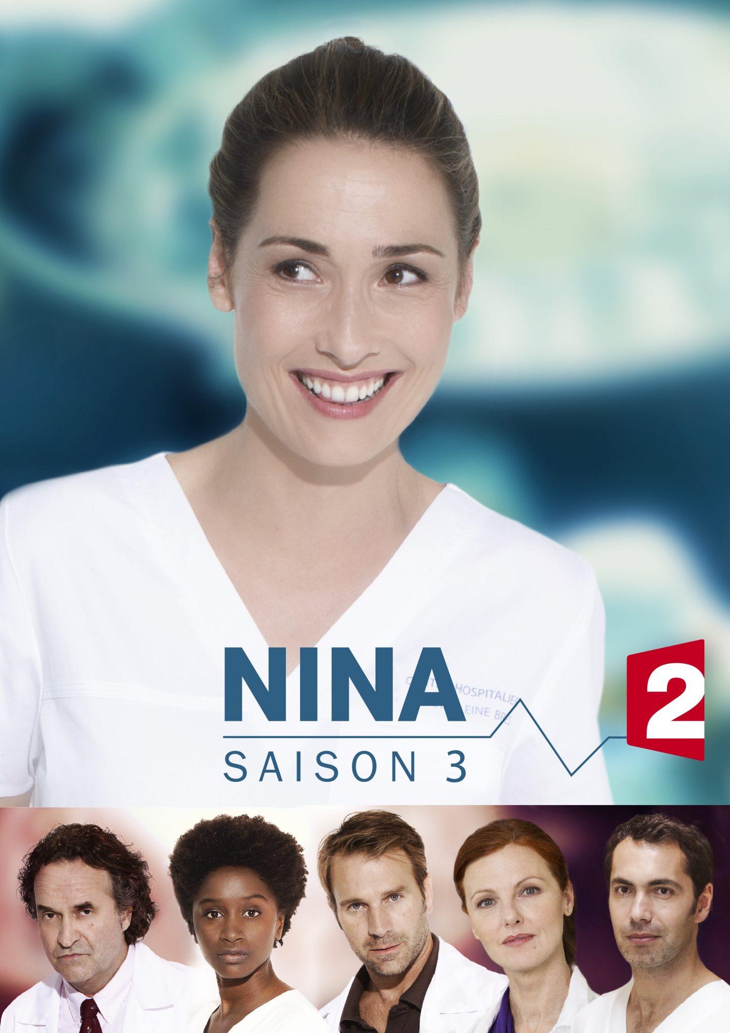 Nina saison 3 affiche