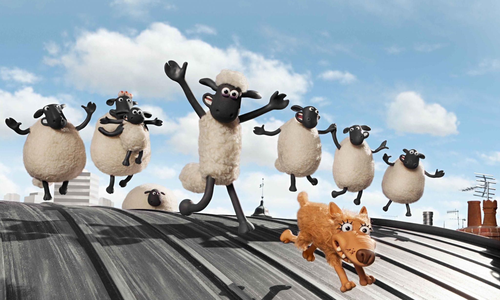 Shaun le mouton le film image