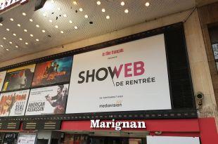 showeb cinéma de rentrée 2017