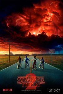 Stranger Things saison 2 affiche