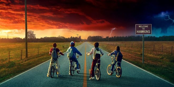 Stranger Things saison 2 affiche