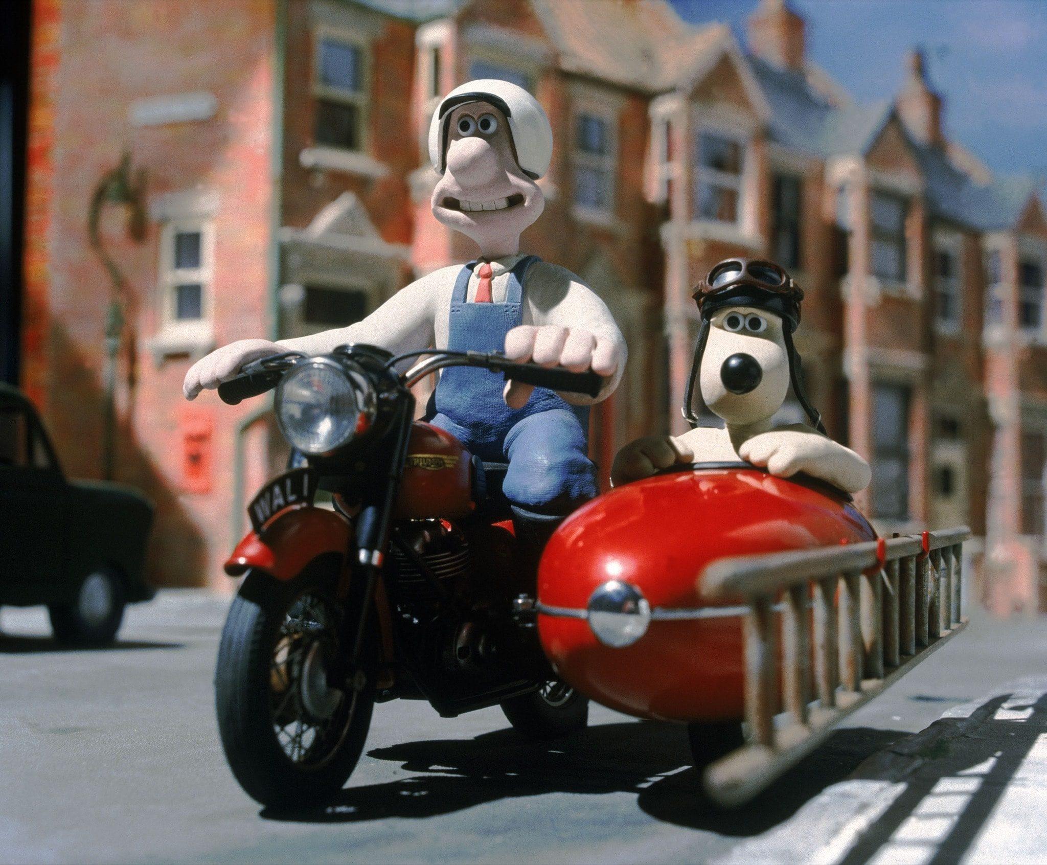 Wallace & Gromit Cœurs à modeler image-1