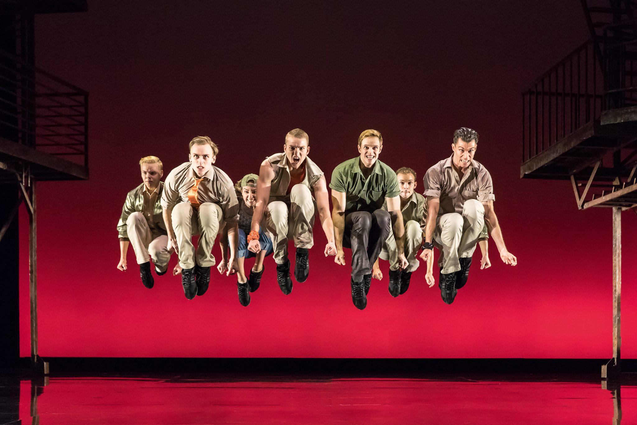 West Side Story La Seine Musicale photo théâtre