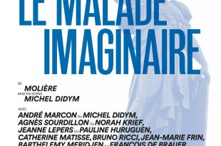 Affiche le malade imaginaire Michel Didym