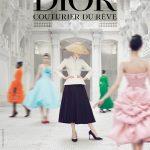 """Exposition """"Christian Dior, couturier du rêve"""" : 70 ans de création"""