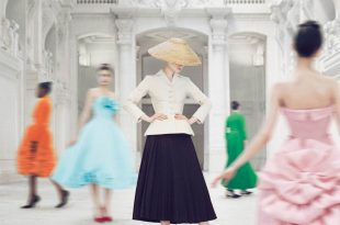 Christian Dior, couturier du rêve affiche