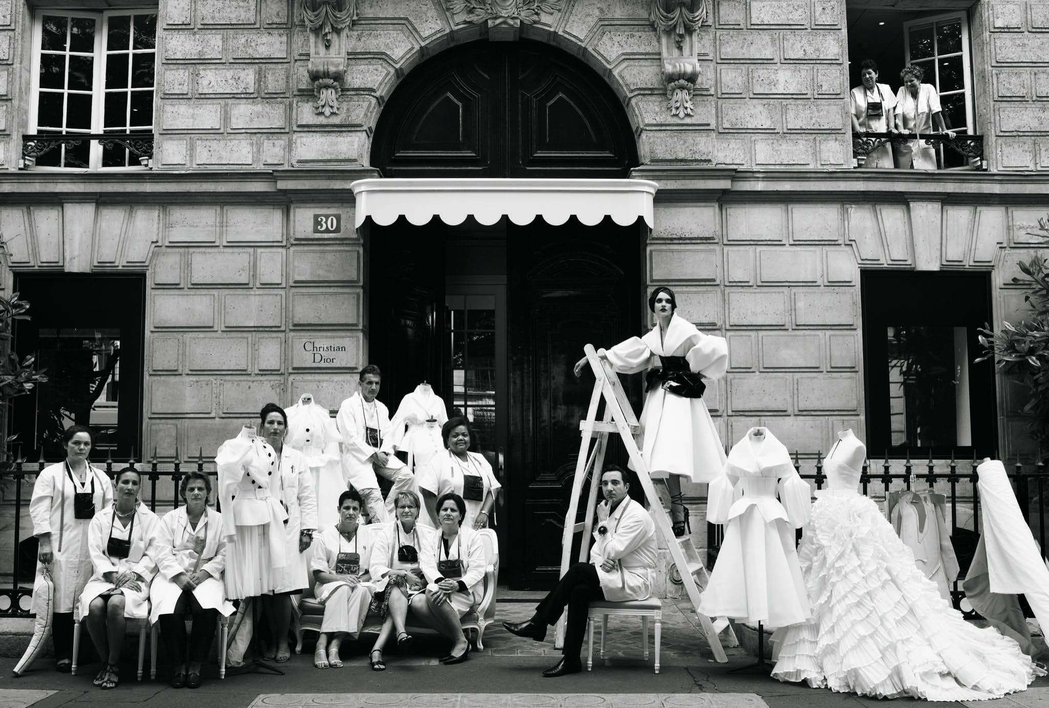 Christian Dior, couturier du rêve image 3