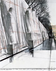 Christo and Jeanne Claude Urban projects - ING Art Center image-