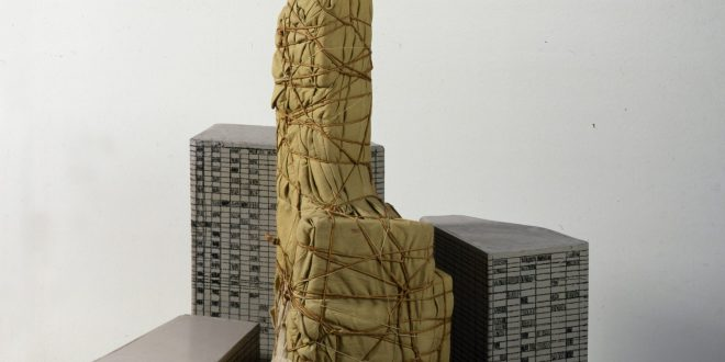 Christo and Jeanne Claude Urban projects - ING Art Center image