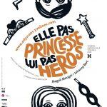 """[Critique] """"Elle pas princesse, lui pas héros"""" par Johanny Bert : Genres à adopter !"""