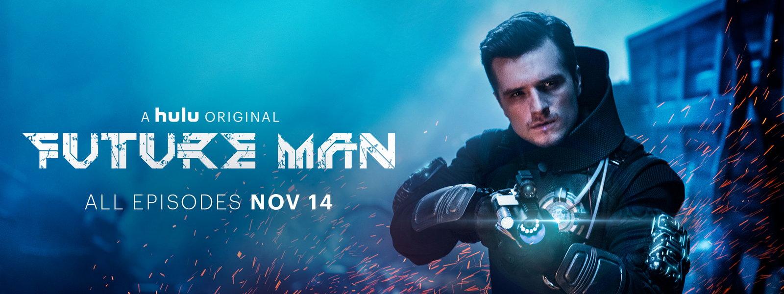 future man affiche