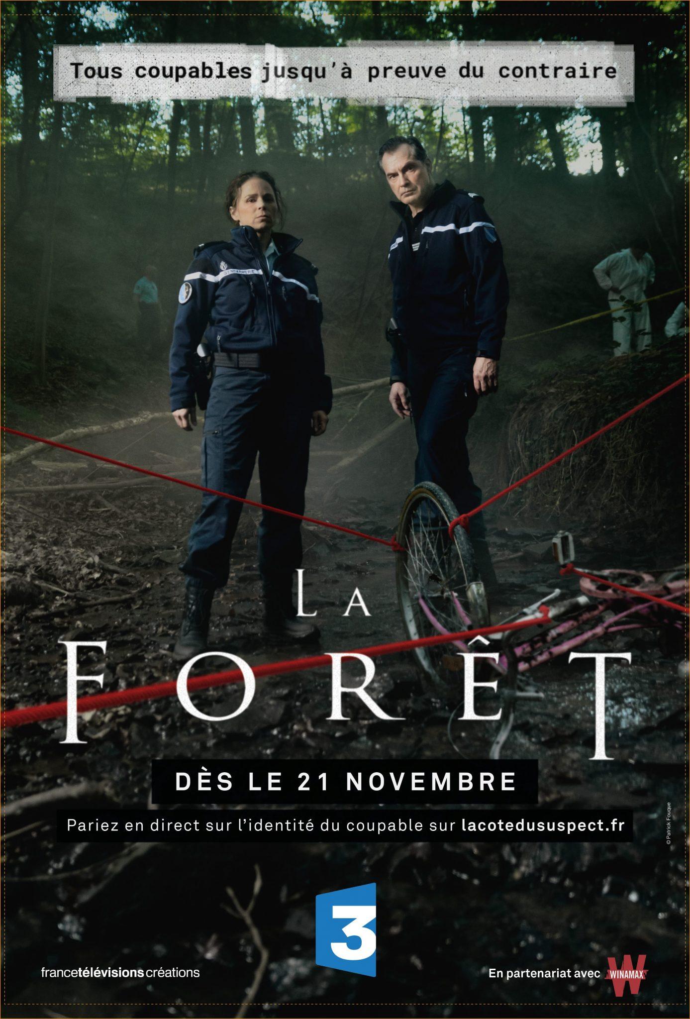 La Forêt affiche