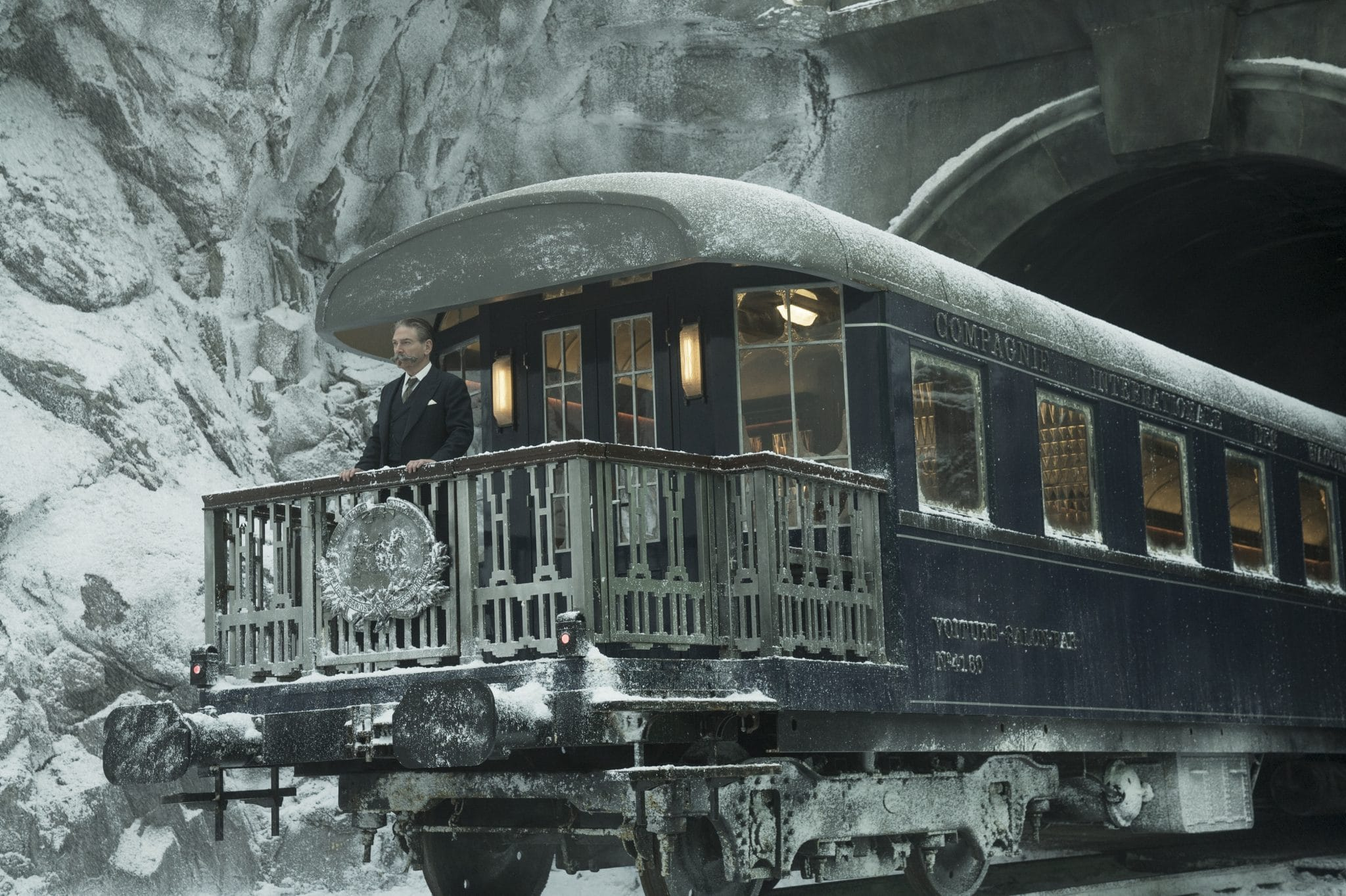 Le crime de l'orient express photo critique