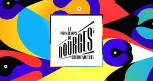 Le Printemps de Bourges Crédit Mutuel 2018 affiche