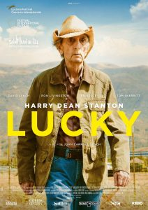 Lucky affiche