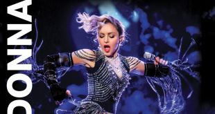 Madonna Rebel Heart Tour image DVD