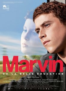 Marvin ou la belle éducation anne fontaine affiche