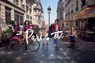 Paris etc. affiche