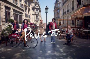 Paris etc. affiche