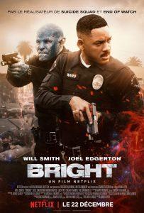 Bright David Ayer affiche