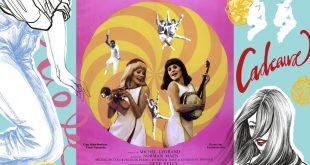 L'Ecran Pop Affiche les demoiselles de rochefort