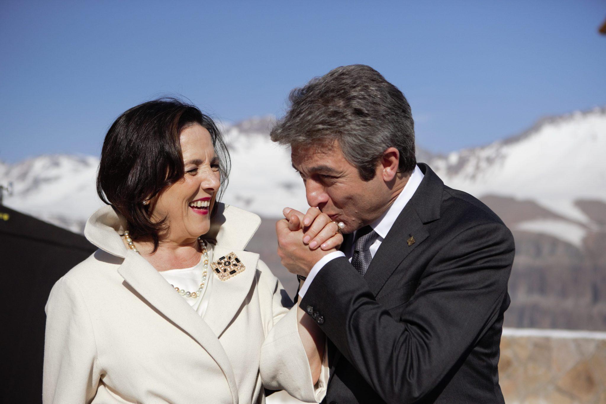 El Presidente Santiago Mitre image 1