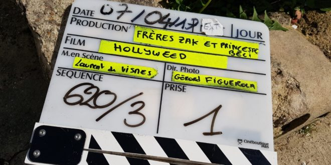 Holly Weed saison 1 tournage image 01
