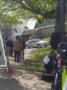 Holly Weed saison 1 tournage image 04
