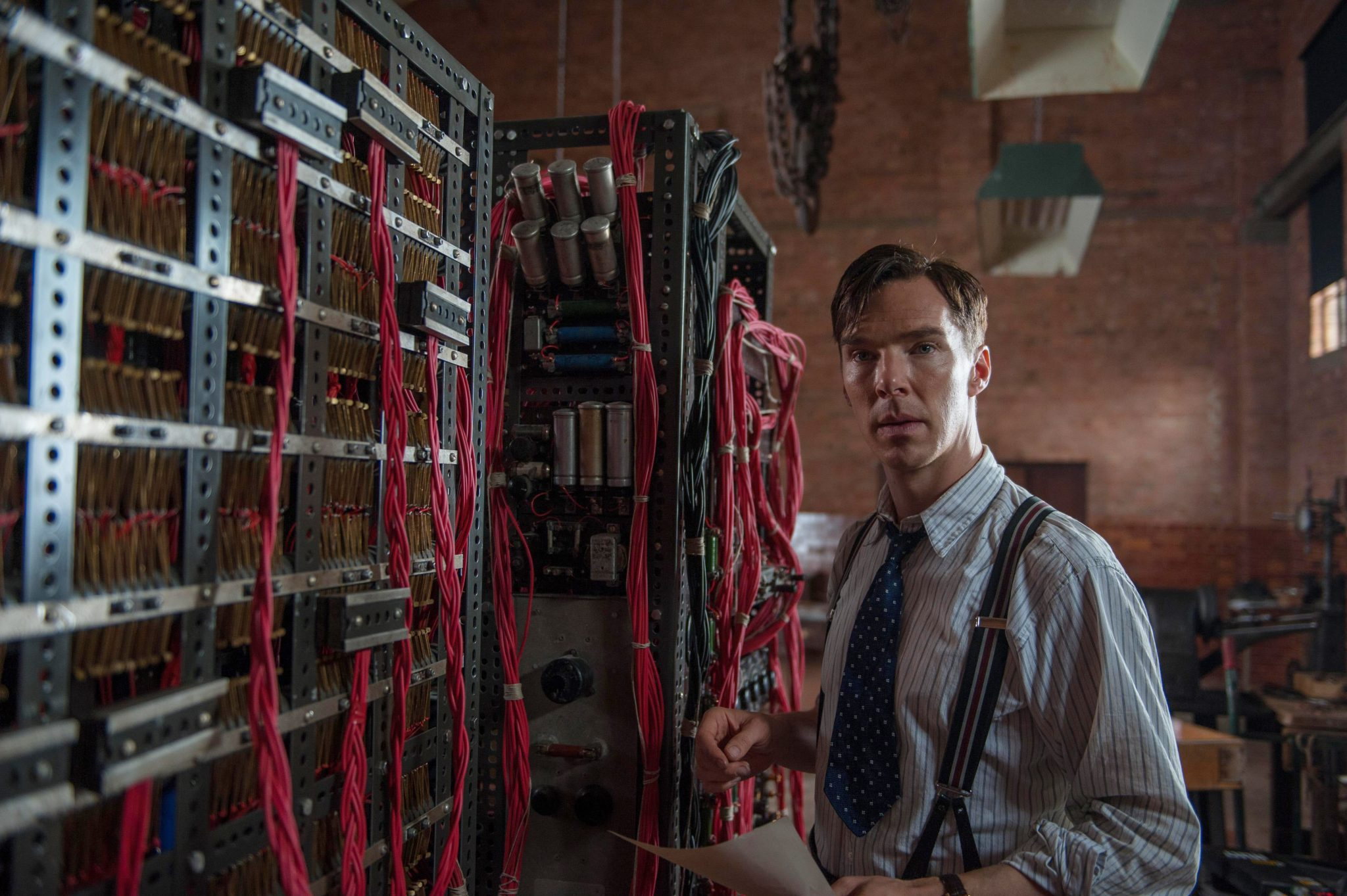 Imitation Game Morten Tyldum image