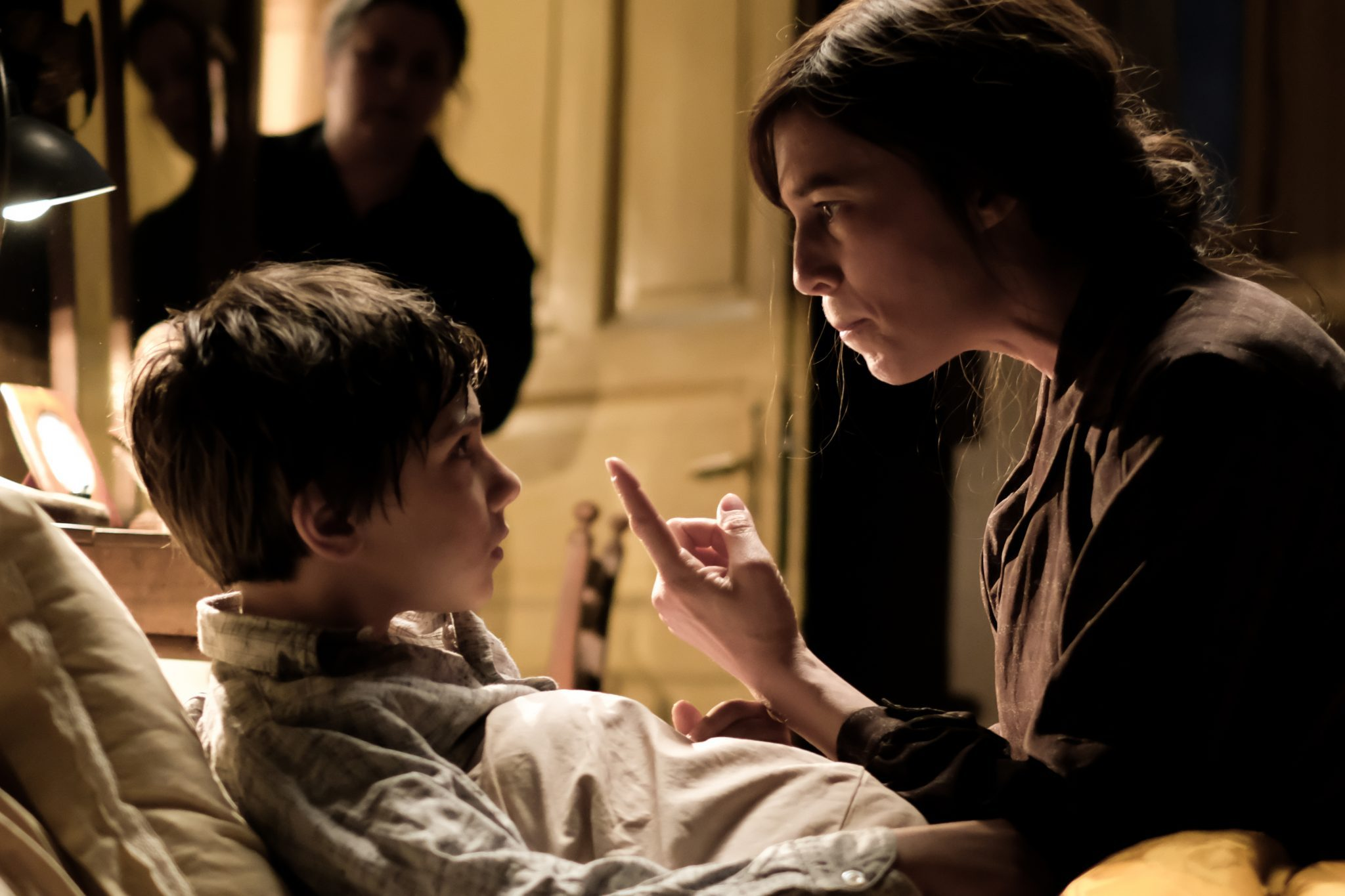 La Promesse de l'aube Charlotte Gainsbourg film