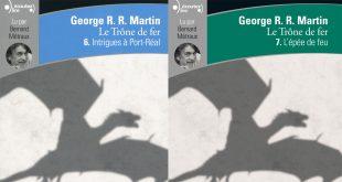Le Trône de fer images Intrigues à Port-Réal et L'Épée de feu