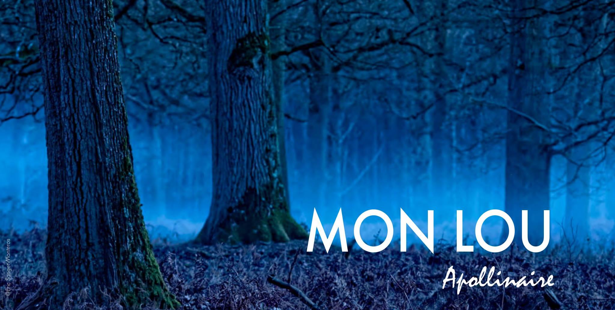 """[Critique] """"Mon Lou"""" avec Moana Ferré, mise en scène par Christian Pageault 1 image"""