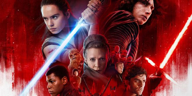 Star Wars Les Derniers Jedi Affiche épisode 8