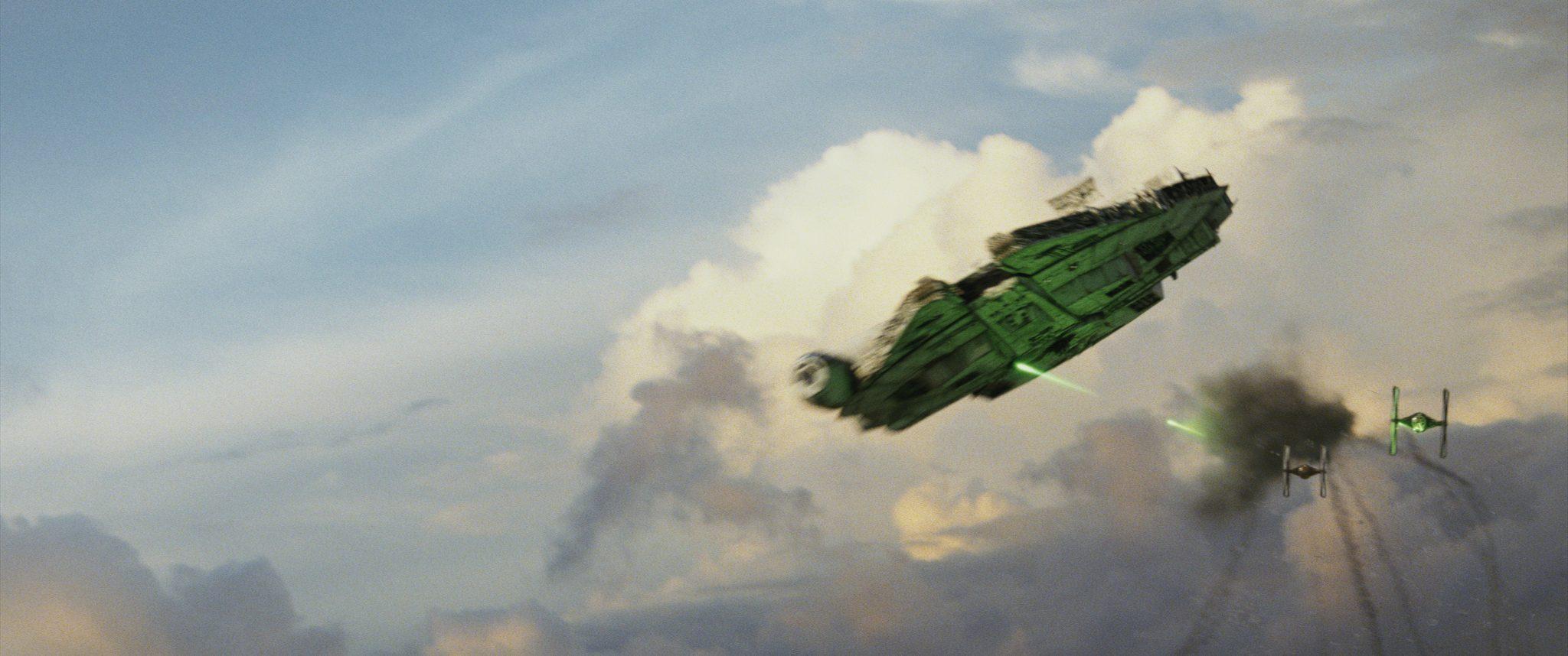 Star Wars : Les Derniers Jedi Falcon Millénium