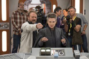 STAR WARS LES DERNIERS JEDI Rian Johnson image tournage 01