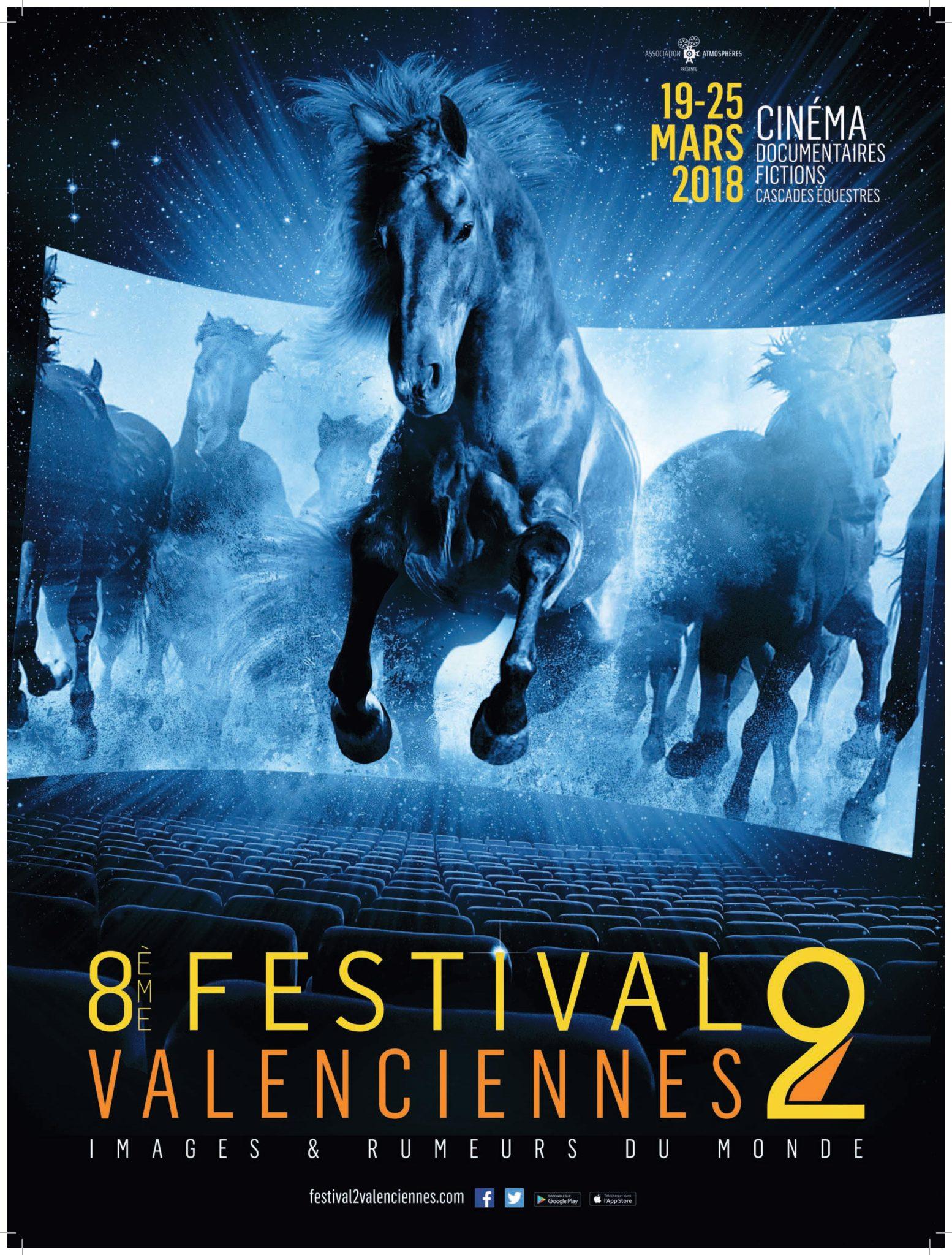 affiche festival 2 valenciennes 2018