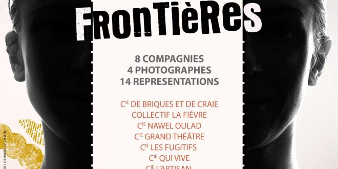 Affiche Traits d'union 2018