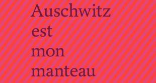 Auschwitz est mon manteau et autres chants tsiganes Ceija Stojka image couverture livre