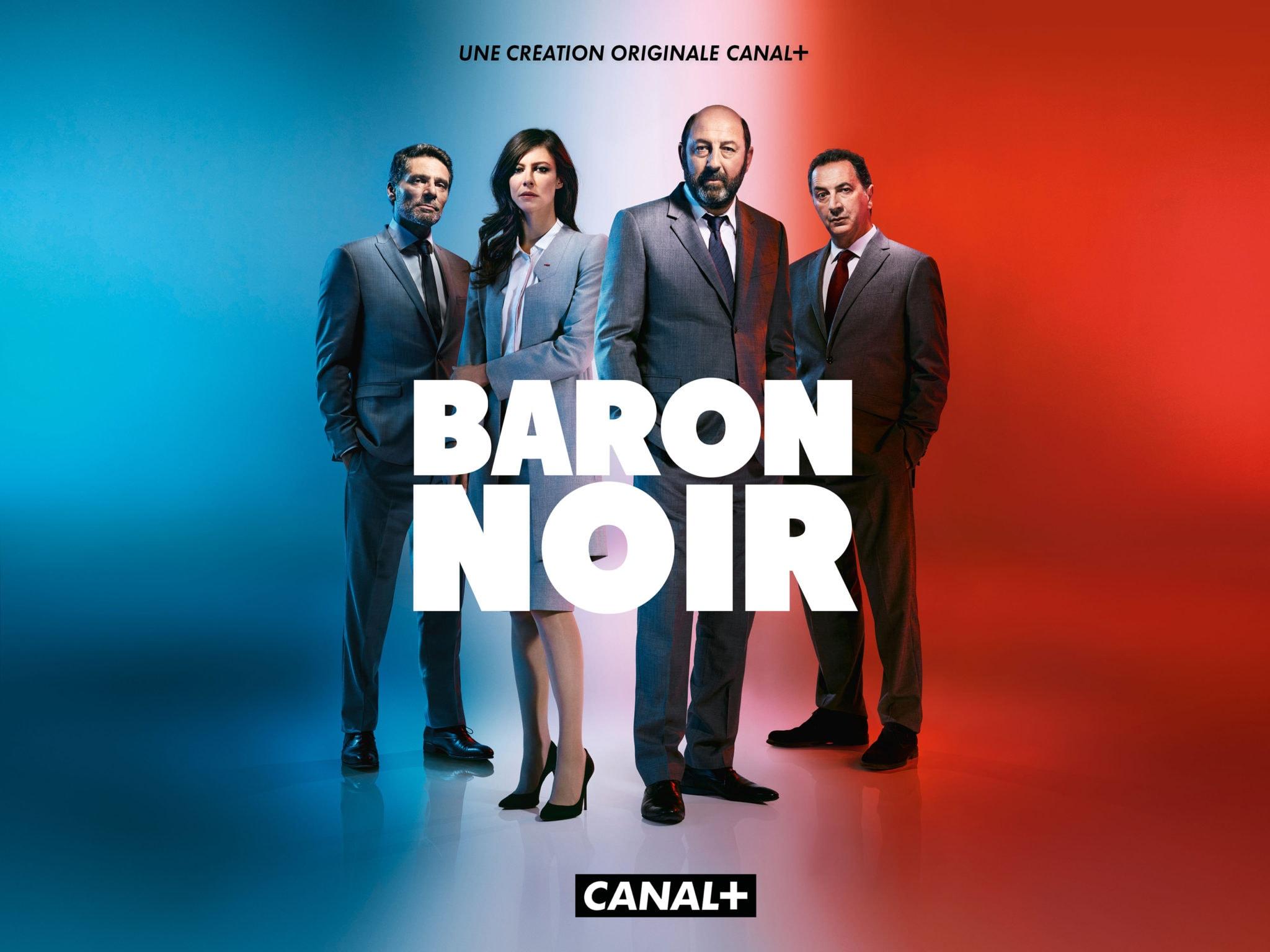 Baron Noir saison 2 affiche