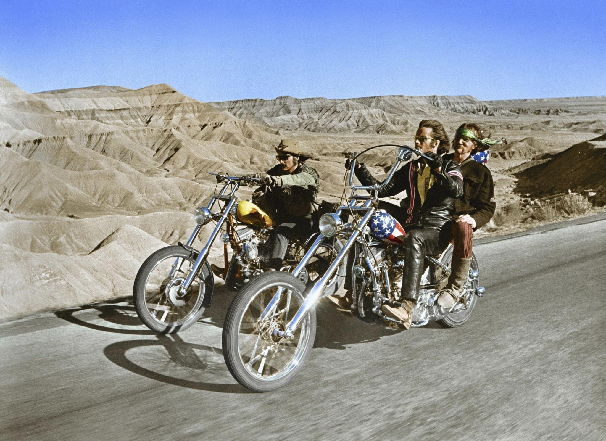 """[Concours] Gagnez des places pour """"Easy Rider"""" (1969) au Forum des images 1 image"""
