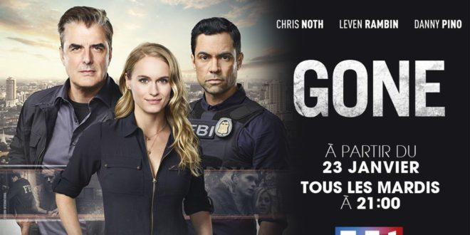 Gone saison 1 affiche