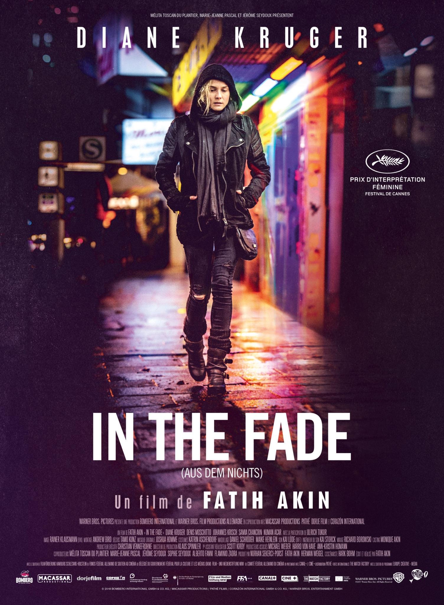 In the Fade affiche film
