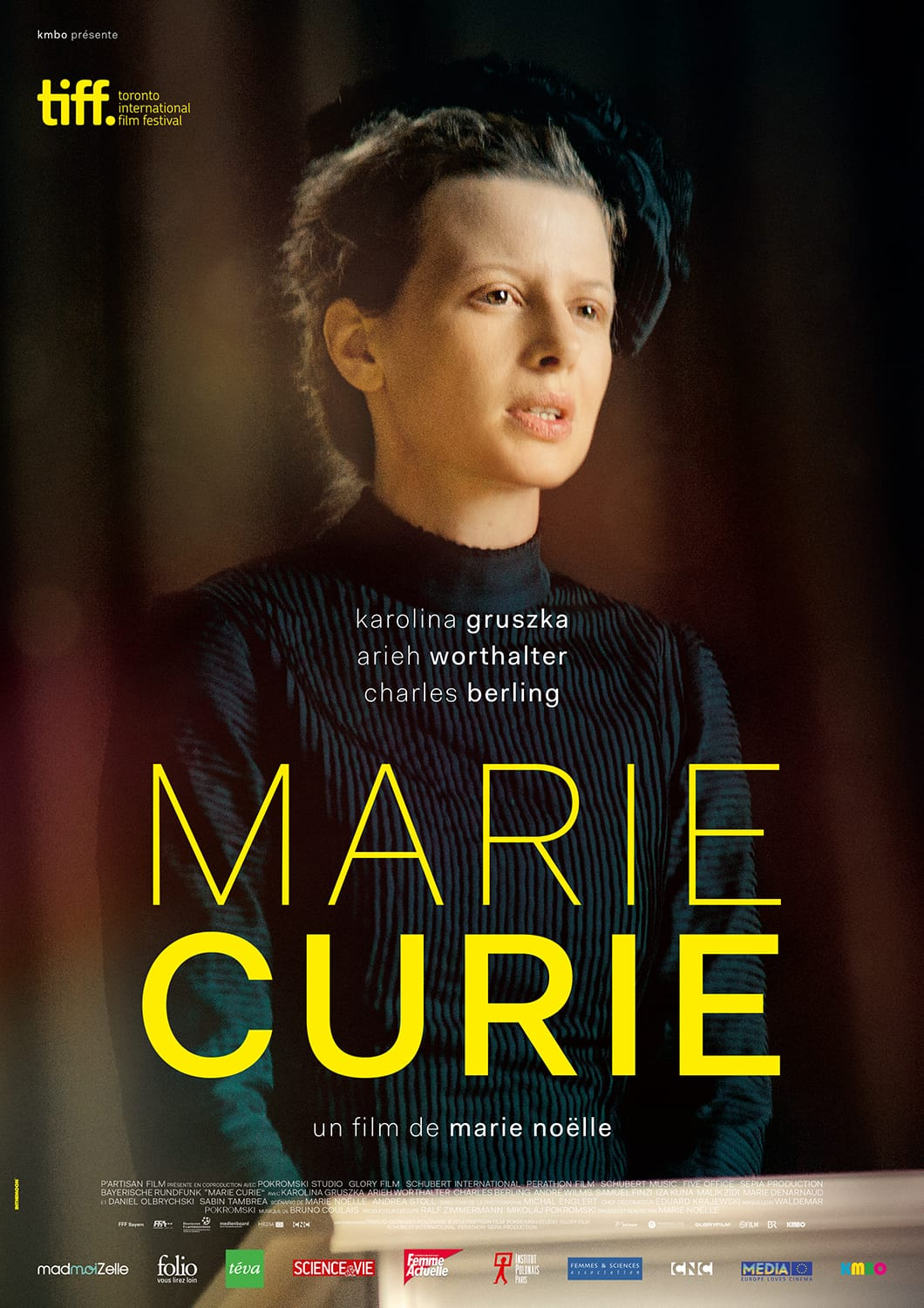 Marie Curie Marie Noëlle affiche