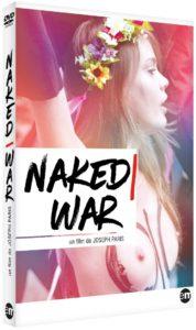 Naked War Joseph Paris image DVD