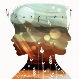 Noosphère image Pochette Recto album