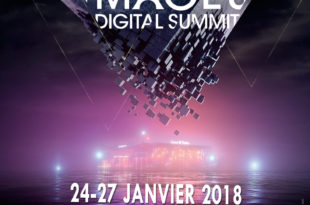 Paris Images Digital Summit 2018 affiche