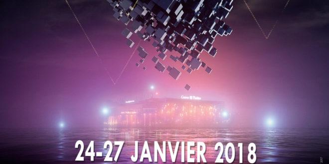 Paris Images Digital Summit 2018 affiche