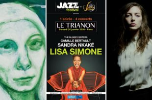 playlist musique #10 image Festival Jazz Magazine 2018 The Glossy Sisters Camille Bertault Sandra Nkaké Lisa Simone Lhasa Fishback